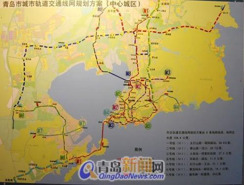 青岛地铁3号线地下区间是那家设计院图片