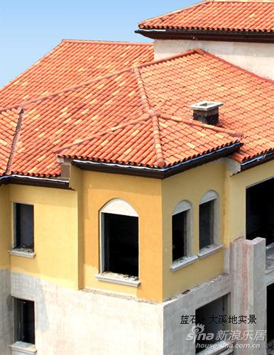 别墅斜坡屋顶设计