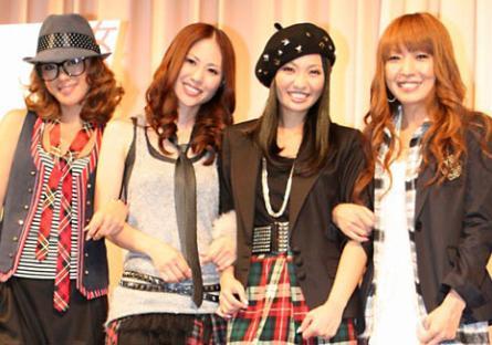 日本max组合希望结婚生小孩后再组小max图