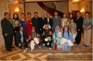 中日文化交流在和苑举行