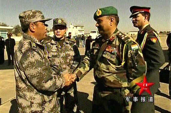 中印已就解决边界问题政治指导原则达成一致