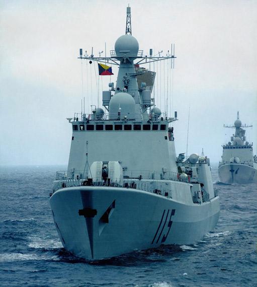 美国提交年度中国军力报告渲染军事威胁(图)