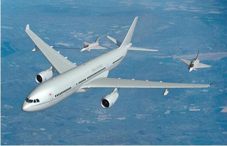 英国空军签署130亿英镑空中加油机采购合同