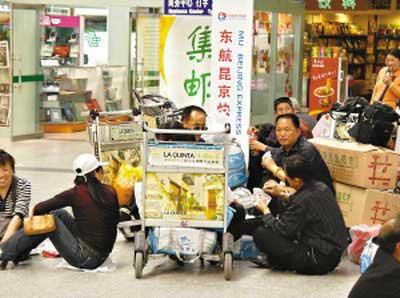 东航云南分公司一线人员面临巨大压力(图)