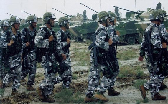 解放军报称开放军事训练透明度可增加威慑功能