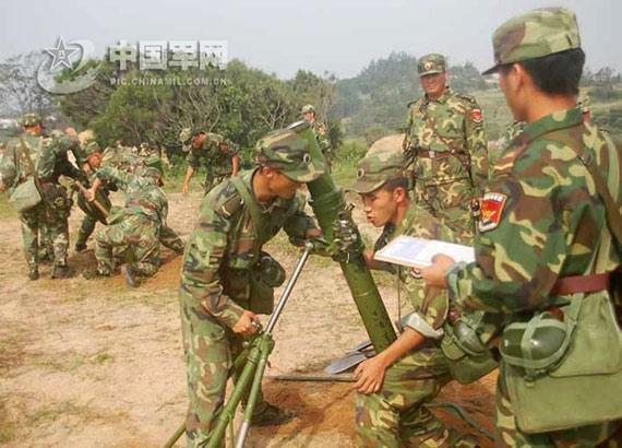 南京军区炮兵师借抗震经验优化快速反应能力