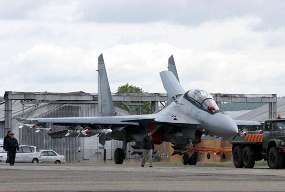 俄罗斯新武器用于出口创汇旧装备本国自用(图)