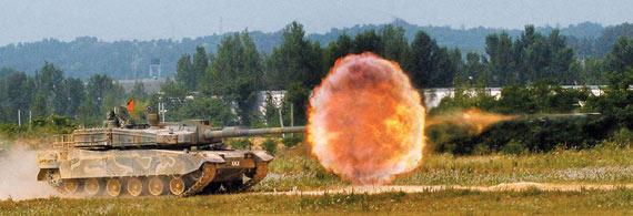 韩国主动提出愿与土耳其共同研制主战坦克