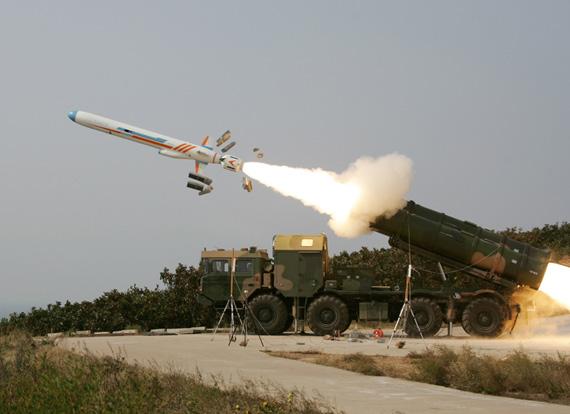 美称高精度巡航导弹为解放军再添远程打击王牌