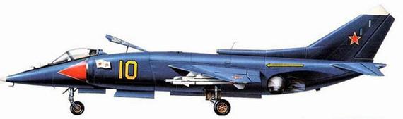 """空军世界 :: 苏联/俄罗斯 雅克-38 """"铁匠"""" 舰载垂直起降战斗机"""