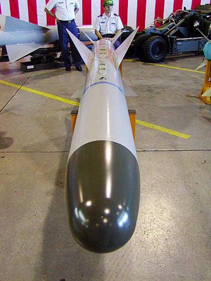 日本国产第一代空舰导弹ASM-1