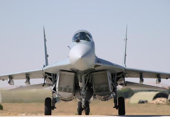 俄制米格-35D多用途战机将参加印度国际航展