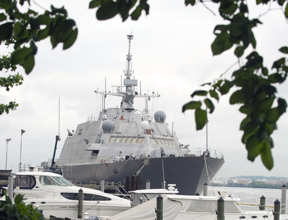Israel is estimated LCS ship price will exceed $ 600 million picture LCS-1 Freedom of the Littoral Combat Ship