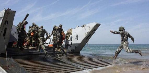 惊爆:印度海军司令公开承认军事实力无法与中国抗衡