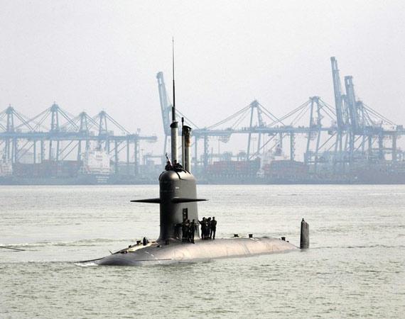 文章称印度可以利用法国�鱼级潜艇对抗解放军