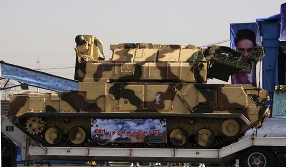 军事专家推演伊以开战:伊朗美制武器威胁极大!!