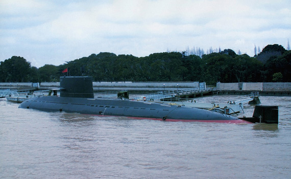 Data Figure: China Navy's new 039B Yuan-class submarines