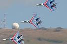 勇士飞行表演队苏-27概述