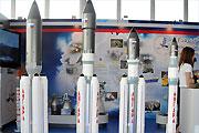 俄新型航天设备亮相航展