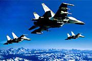 空军解密苏式战机训练战备图