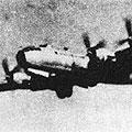 击落美国B-29中型轰炸机