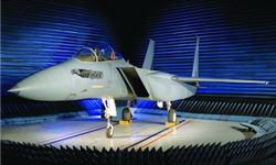 参加隐身性能测试的F-15SE垂尾仍采用正常布局