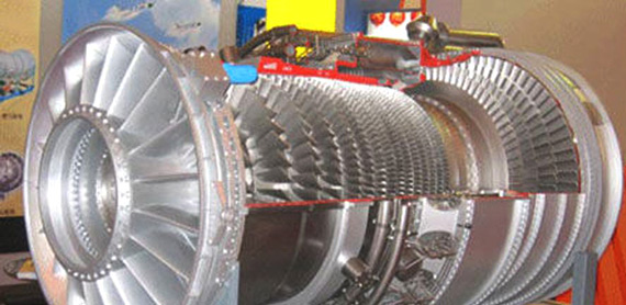 资料图:国产R0110重型燃气轮机
