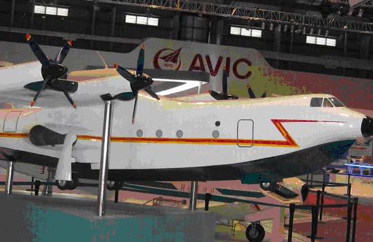 国产蛟龙600水上救援飞机源自sh5两栖轰炸机