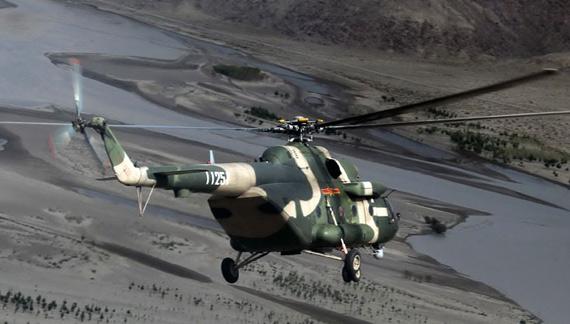 文章称中国军队将采购新型发动机装备陆航部队米系列直升机