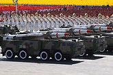 解放军二炮新型地地常规导弹