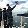 学者:中国应警惕日本借黄海军演问题暗中渔利