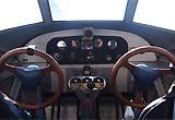 福特C-1077驾驶舱