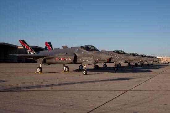 洛马对日本开出批发价 每架F-35仅6500万美元