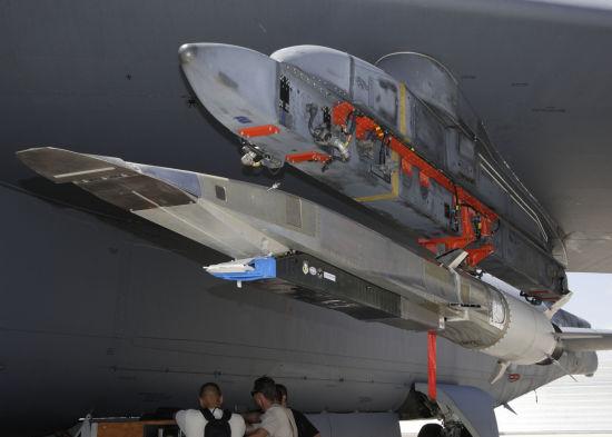 制的x-51a超音速飞行器