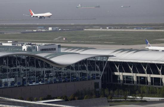 浦东机场拟新建两跑道将供国产飞机试飞