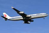 国航空客340客机
