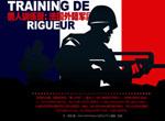 二战法国崩溃后外籍军团继续与德军战斗