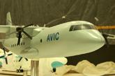 国产运9战术运输机模型