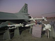 中巴联合展示枭龙战机多用途战斗力