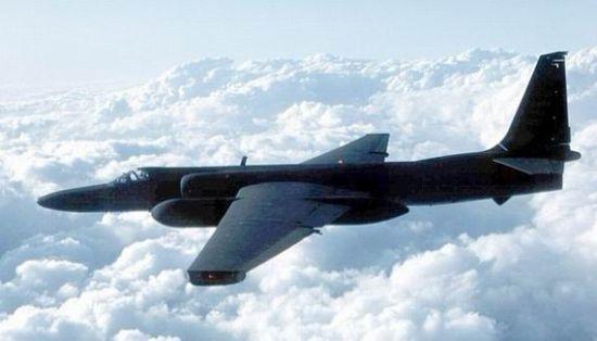 资料图:美国U2高空侦察机
