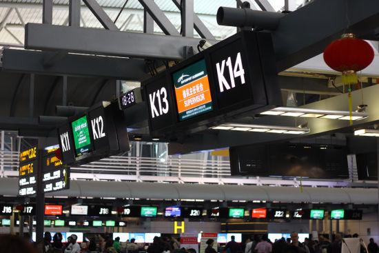 广州白云机场春运40天运送旅客554万人次