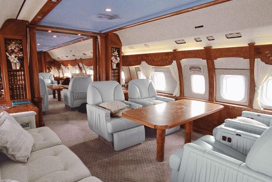 波音将在2012亚洲公务航空会议暨展览会上展示豪华公务机