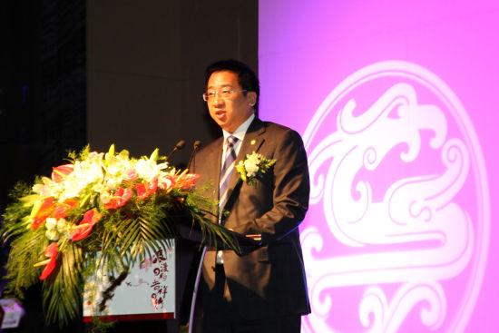 吉祥航空上海至冲绳航线上海说明会在上海举行(摄影:沈铨)