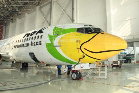 上海波音与泰鸟航空公司签署维修协议