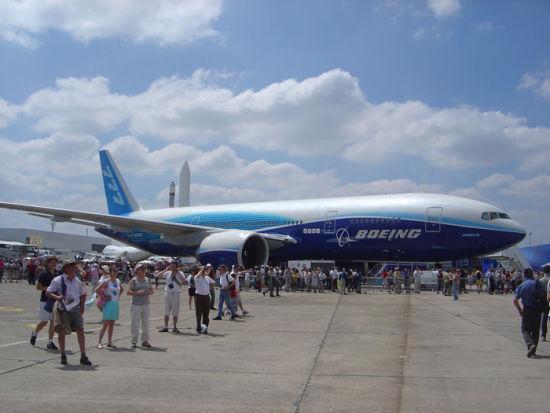 波音777-200LR
