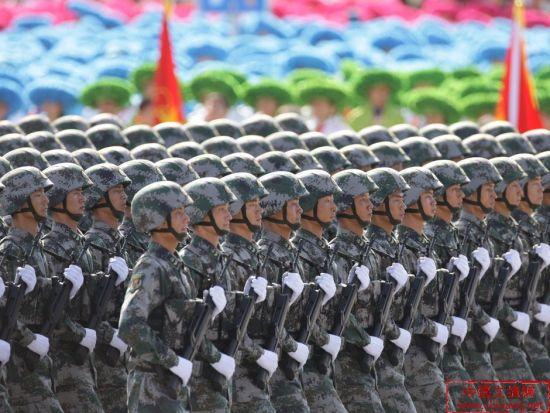 外媒称中国军队不可复制