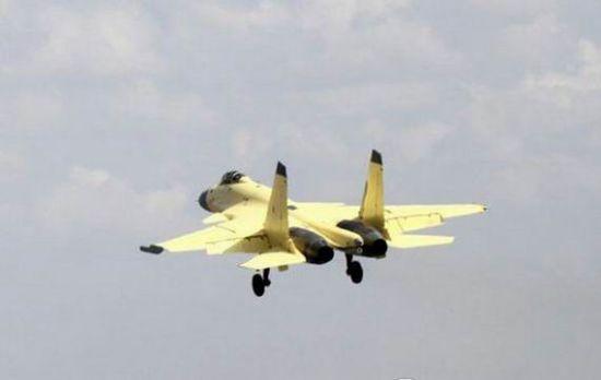 网上流传的歼-15照片