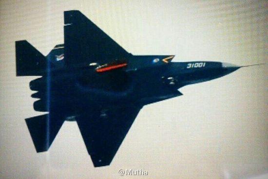 里程碑:热烈祝贺中国国产AMF战机首飞成功