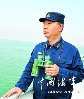 深圳舰舰长赵长胜
