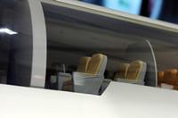 C919客机商务舱座位布局